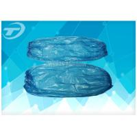 Arm Medical Disposable Sleeve Covers Blue Clear Protective Sleeves Manufactures