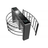 Automated Full Height Turnstiles Gates, Card Reader Turnstile System Manufactures