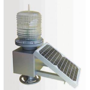 LED Solar Powered Marine Navigation Lights , IP55 Solar Anchor Light 100000 Hours Life Manufactures