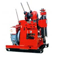 XY-100 Portable Rock Borehole Drilling Rig Manufactures