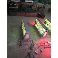Quality Double Sides Advertising Taxi Top LED Display Full Color , P6 Led Taxi Roof for sale