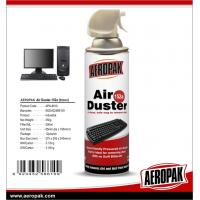 Household / Industrial Cleaning Products Air Duster Spray To Remove Dust / Dirt Manufactures