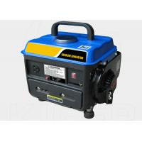 AC Single Phase Small Mini Gasoline generator Set 650w 400w 500w for light Manufactures