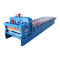Buy cheap Steel Tile Forming Machine For Roofing Glazed Sheet Metal Construction Materials from wholesalers
