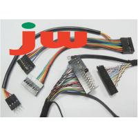 High Performance LVDS LCD Screen Cable With AMP MOLEX Or Equivalent Connectors Manufactures