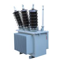 Outdoor 35kV 150kVA Oil Immersed power Transformer For Power Plant Manufactures
