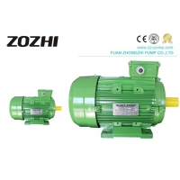 MS Series 100HZ 3 Phase Induction Motor 2.2kw 1000mm Altitude Manufactures