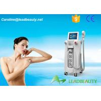 2016 Newest !!! High Quality Professional hair removal machine 808nm diode laser Manufactures