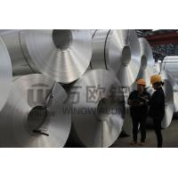 China 3003 H14 Aluminium Coil Sheet Thickness 0.2 - 6.0mm Custom Surface 600 - 2280mm Width on sale