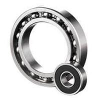 Open Deep Groove Ball Bearings 6000zz 6000rs 6001rs 6002zz With 10mm - 80mm Manufactures