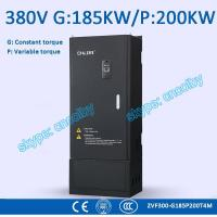 185kw 200kw Low Voltage frequency converter motor pump 50Hz/60Hz AC drive CNC Variable-Frequency Drive VFD AC-DC-AC Manufactures