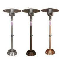 Buy cheap Waterproo Cast Iron Patio Heater , Portable Outdoor Natural Gas Heaters from wholesalers