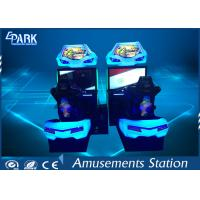 Fashionable Appearance Racing Game Machine For Auto Show Easy Operation Manufactures
