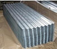 JIS SGCC / SGCH / G550 hot dipped Steel Galvanized Corrugated Roofing Sheet / Sheets Manufactures