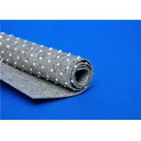 Eco Friendly Needle Punched Felt Underfelt For Carpets , 2mm Thick Manufactures