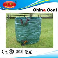 Eco-friendly garden garbage bags foldable bag Shandong China Coal Manufactures