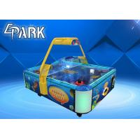 Kids And Adult Play Coin Pusher Air Hockey Table Game Machine 150 * 700 * 150 cm Manufactures