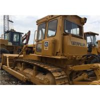 Japan Second Hand Bulldozers With Ripper, Used Caterpillar Bulldozer For Sale Manufactures