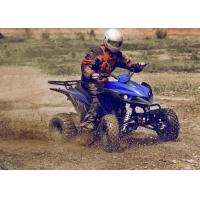 Blue Adult 250cc Utility ATV Racing ,Five Speed With Reverse Manufactures