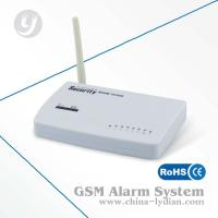 Home GSM Wireless Security Alarm System , Muti-Language Optional Manufactures