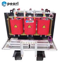 China Amorphous Cast Resin Transformer With Cooling Fans , Transformer Dry Type on sale