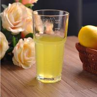 Wholesale Machine Made Highball Glass Drinking Cups For Water Juice Manufactures