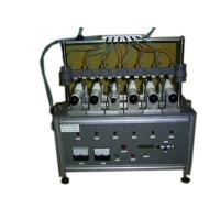 Adjustable Curlers / Hair Straighteners Button Life Testing Machine Manufactures