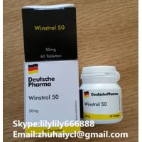10418-03-8 Injectable Anabolic Steroids , Healthy Oral Winstrol Stanozolol Tablets Manufactures