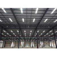 Light Steel Structure Construction Prefabricated  Large Span Warehouse Workshop Manufactures