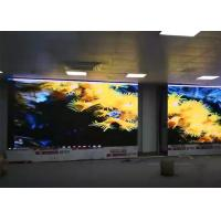 P2.5 Indoor Full Color LED Display / Indoor Advertising Screens Fixed Mounting Manufactures