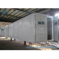 50000 L Mobile Refuel Station Container , ISO 40FT Oil Storage Tank Manufactures