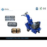 China Electric Walk Behind Concrete Floor Planer Pavement Repair Machine For Surface Prep on sale