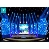 China Compact Design P6 Indoor Led Display RGB With Front Maintenance Design on sale