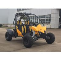 Plastic Cover Dune Buggy for Funny Toy , Kids Gas Electric Go Kart Two Wheels Drive Manufactures