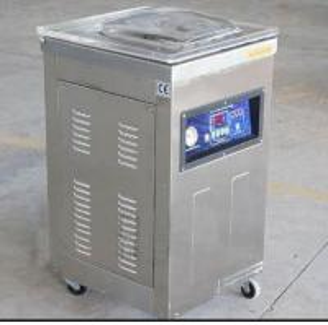 Vacuum Packaging Machine Vertical Food Processing Equipment 110 / 220V Manufactures