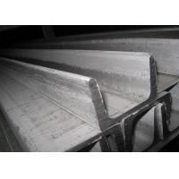 2B Surface 430 Stainless U Channel , C Channel Stainless Steel For Engineer Structure