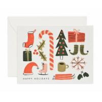 Recyclable Craft Paper Folding Greeting Cards Offset Printing Manufactures