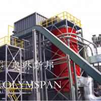 Vertical Coal / Gas Fuel Thermal Oil Fired Boiler 180 - 14500kw For Industrial Manufactures
