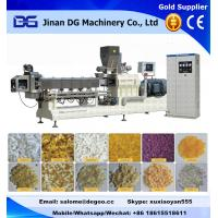 China Automatic broken rice reused synthetic rice extruder machinery production plant equipment on sale