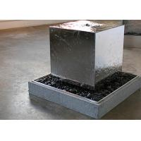 Rectangle Swimming Pool Water Features Stainless Steel Outdoor Water Features Manufactures