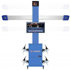 "24"" Rim Auto Tracking 3D Wheel Alignment Equipment Knight T288 Manufactures"