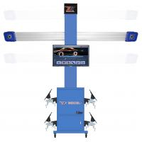 Moveable Base T288 Digital Wheel Alignment Machine Manufactures
