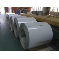 China Color Coated Galvanized PPGI Steel Coil (0.14--1.3mm) Construction Material on sale