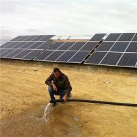 New green energy solar water pump system for agriculture irrigation submersible solar water pump with solar water pump Manufactures