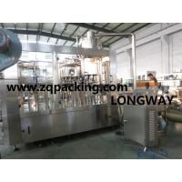 3-In-1 Monoblock Automatic Fruit Processing Machine Manufactures
