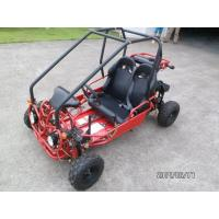 Chain Drive Kids Pedal Go Kart , 50cc / 110cc Children Dune Buggy Manufactures