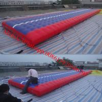 inflatable bungee run inflatable air track for gym inflatable gym air track Manufactures