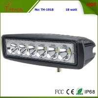 18W Offroad LED Work Lamp Headlight, DRL for SUV, Auto LED Light Head Lamp, for Motorcycle Manufactures