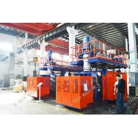 Fully Automatic HDPE Blow Molding Machine / Plastic Blow Moulding Machine Manufactures