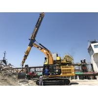 Telescopic Boom  Drilling Expansion Boom Shell Bucket For Foundation Construction On Deep Foundation Site Manufactures